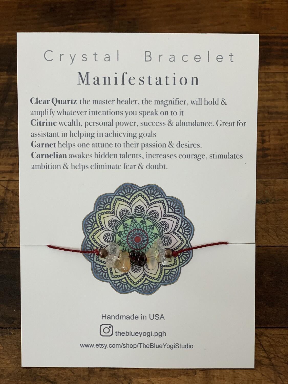 Crystal Bracelets TBY