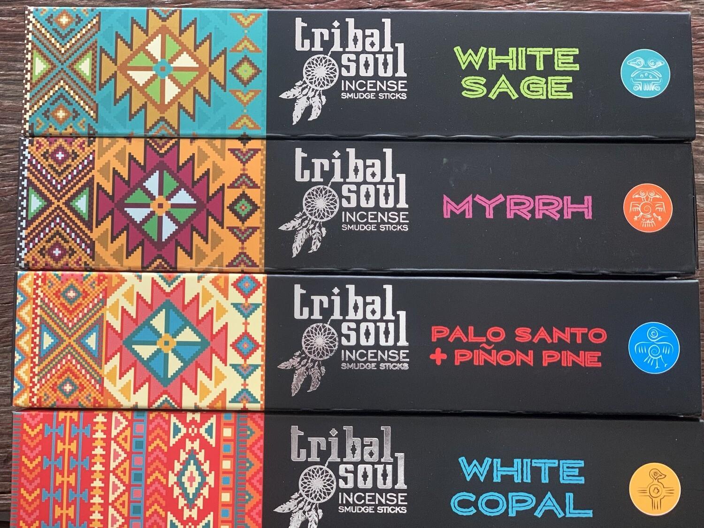 Tribal Soul Incense