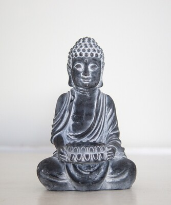 Buddha offering statue