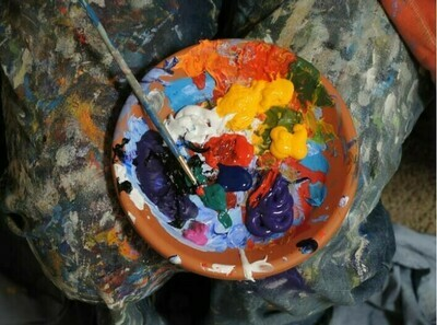 22.5 PRIVATE BUBBLE SATURDAY NIGHT PAINTING. KLO 16.30-19.00
