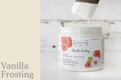 Country Chic Paint 4 oz. Vanilla Frosting