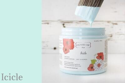 Country Chic Paint 4 oz Icicle