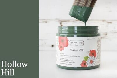 Country Chic Paint 4 oz Hollow Hill