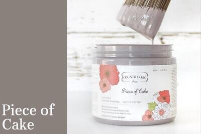 Country Chic Paint 4 oz Piece of Cake