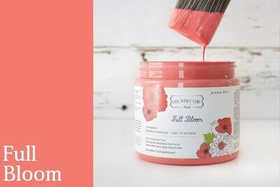 Country Chic Paint 4 oz Full Bloom