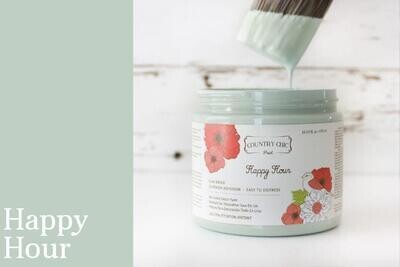 Country Chic Paint 4 oz. Happy Hour