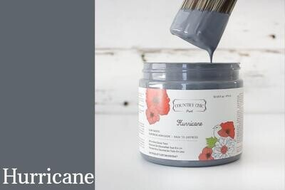 Country Chic Paint Pint (16 oz.) Hurricane