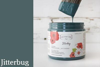 Country Chic Paint Pint (16 oz.) Jitterbug