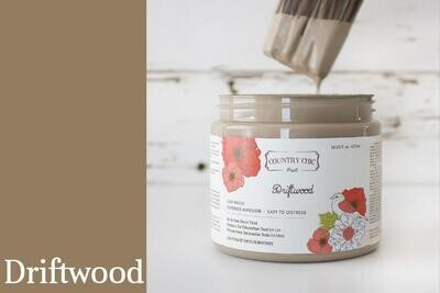 Country Chic Paint Pint (16 oz.) Driftwood