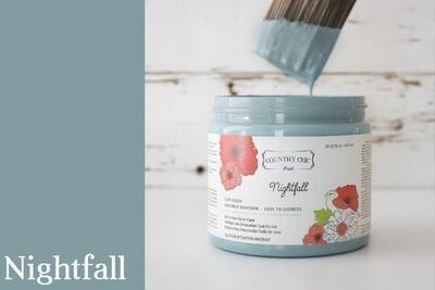 Country Chic Paint Pint (16 oz.) Nightfall