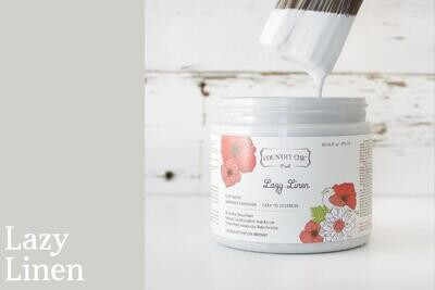 Country Chic Paint Pint (16 oz.) Lazy Linen