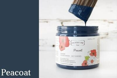 Country Chic Paint Pint (16 oz.) Peacoat