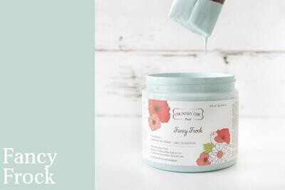 Country Chic Paint Pint (16 oz.) Fancy Frock
