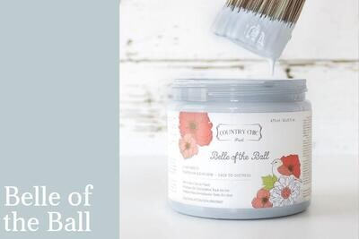 Country Chic Paint Pint (16 oz.) Belle of the Ball