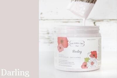 Country Chic Paint Pint (16 oz.) Darling