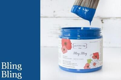 Country Chic Paint Pint (16 oz.) Bling Bling