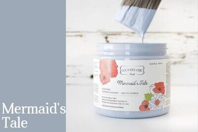 Country Chic Paint Pint (16 oz.) Mermaid's Tale