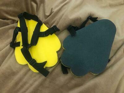 Fursuit/Costume protective sandals