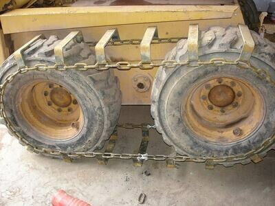 TractionTracks for Tire Size 10 x 16.5, wheelbase up to 49 inches