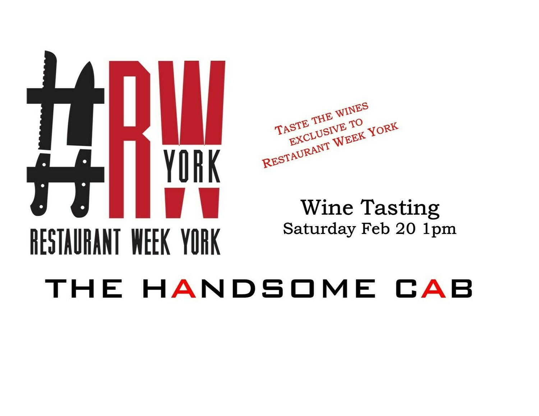 2/20 RW Wine Tasting Virtual