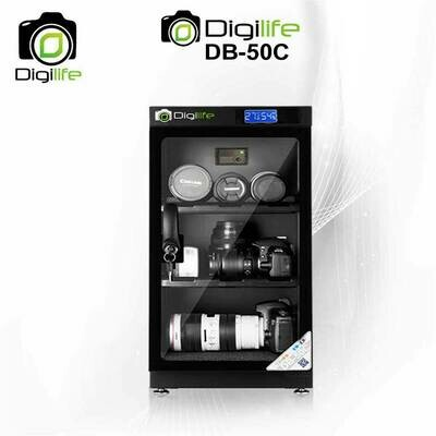 Dry Cabinet DB-50C  ตู้กันชื้น 50L ลิตร - รับประกันร้าน 3ปี