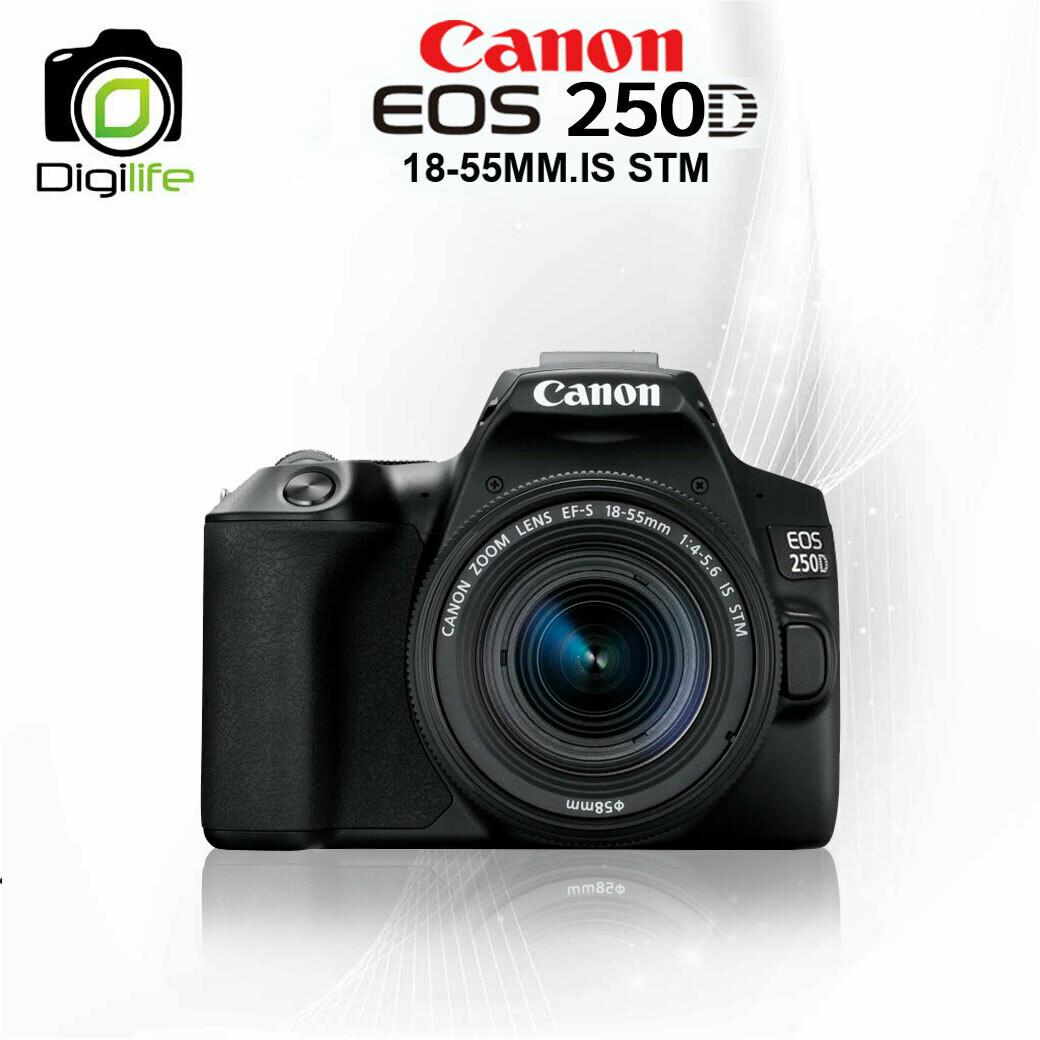 Canon Camera EOS 250D Kit 18-55 mm