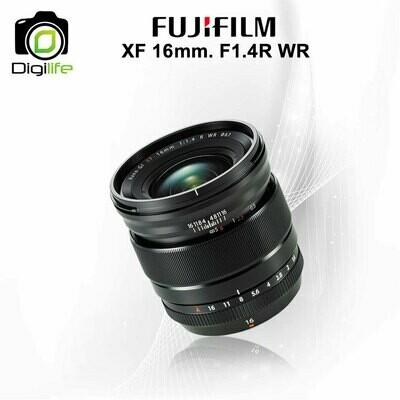Fuji Lens XF 16 mm.F1.4R WR