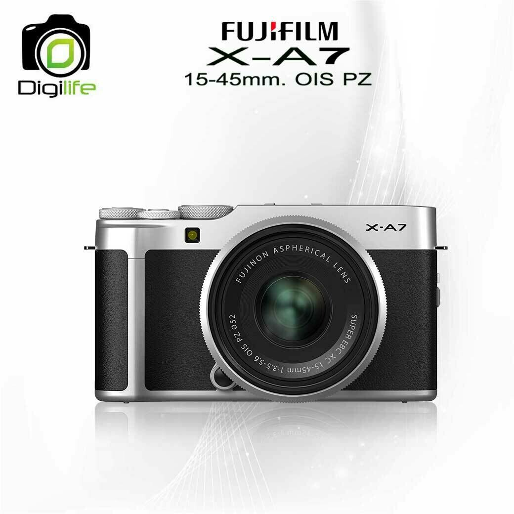 Fuji Camera X-A7 Kit 15-45 mm. OIS PZ เมนูอังกฤษ