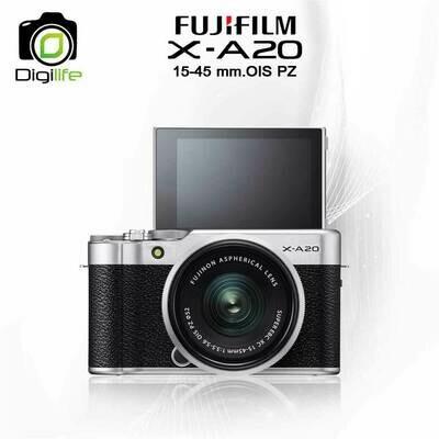 Fuji Camera X-A20 Kit 15-45 mm. ois pz