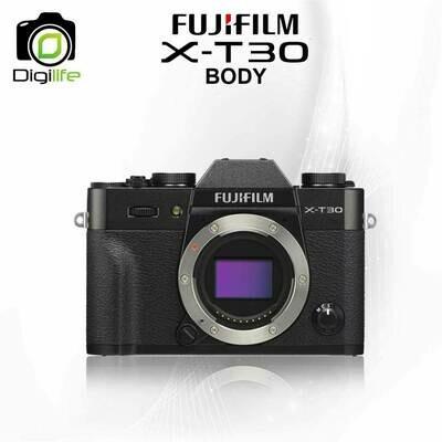 Fuji Camera X-T30 Body เมนูไทย