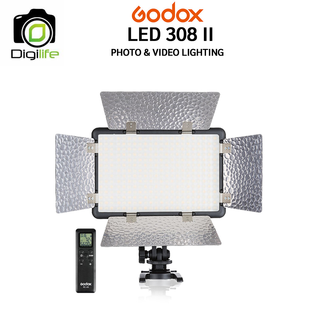 Godox LED 308C II ( 308 C II - Video Light )