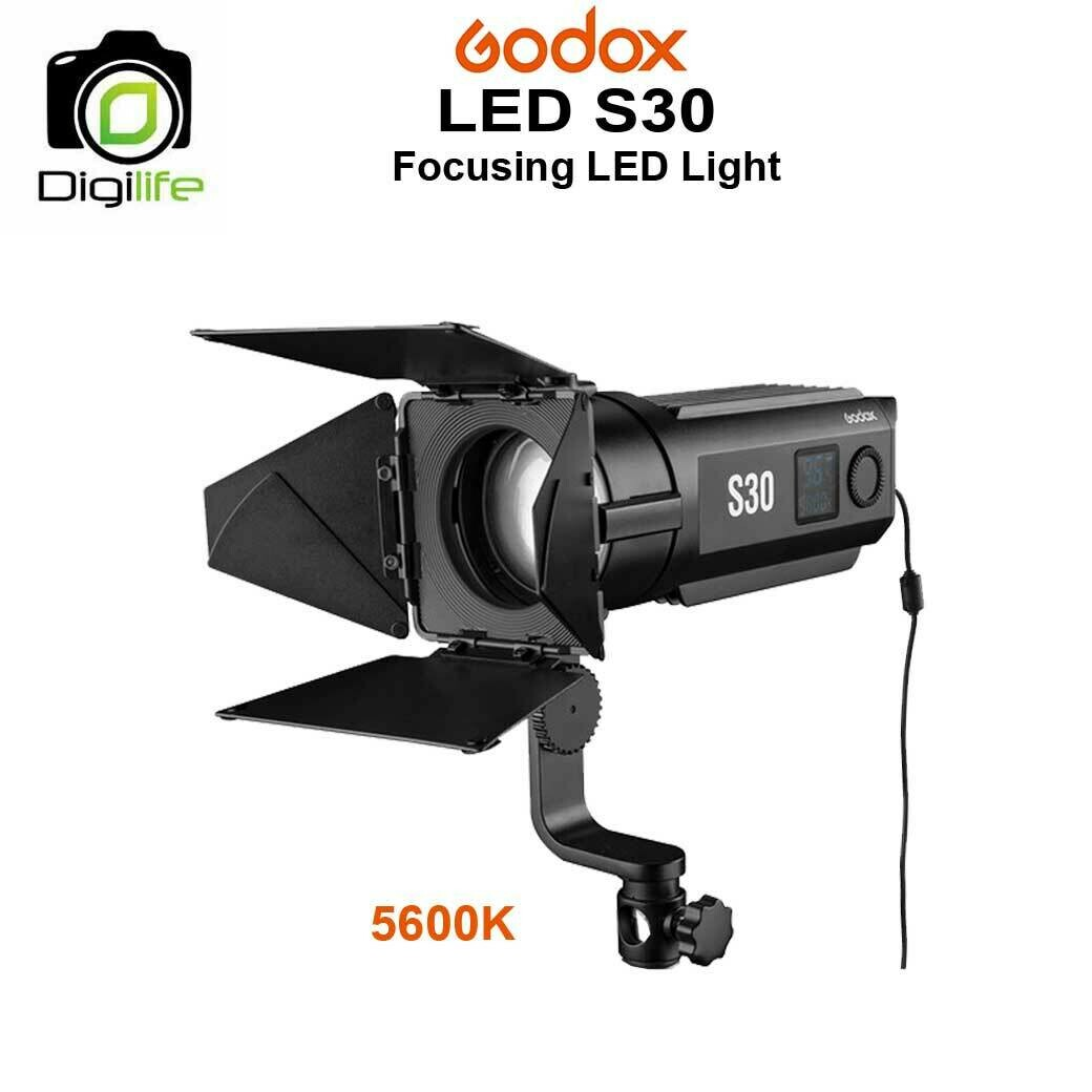 Godox LED Video Light S30 Focusing LED [ 5600K ]