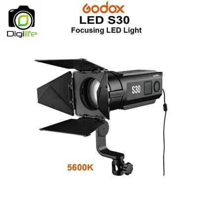 Godox LED Video Light S30 Focusing LED [ 5600K ]
