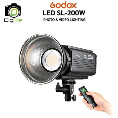 Godox LED Video Light SL200 II - 5600K ( 200W - White Ver. )