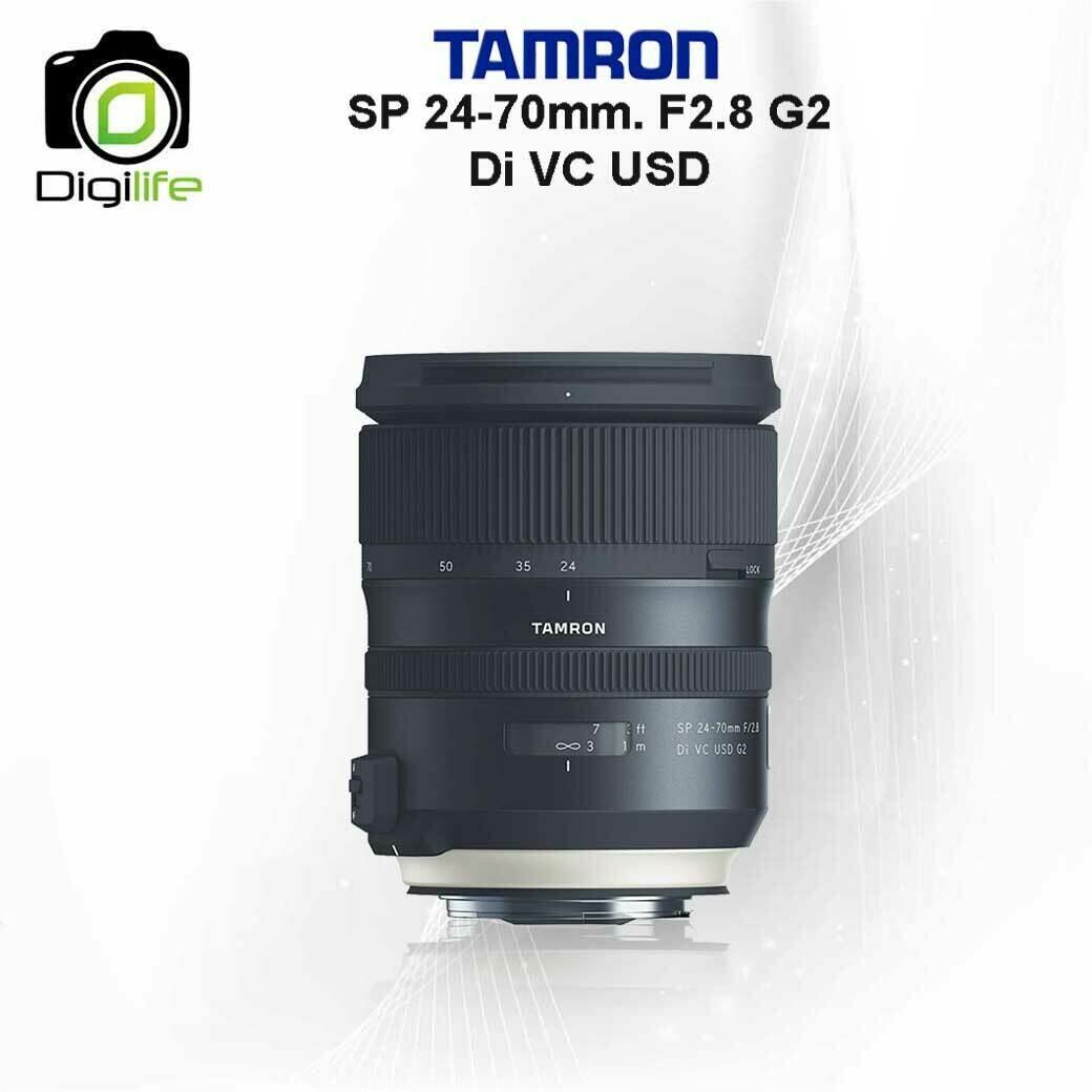 Tamron Lens SP 24-70 mm. F2.8 Di VC USD *G2