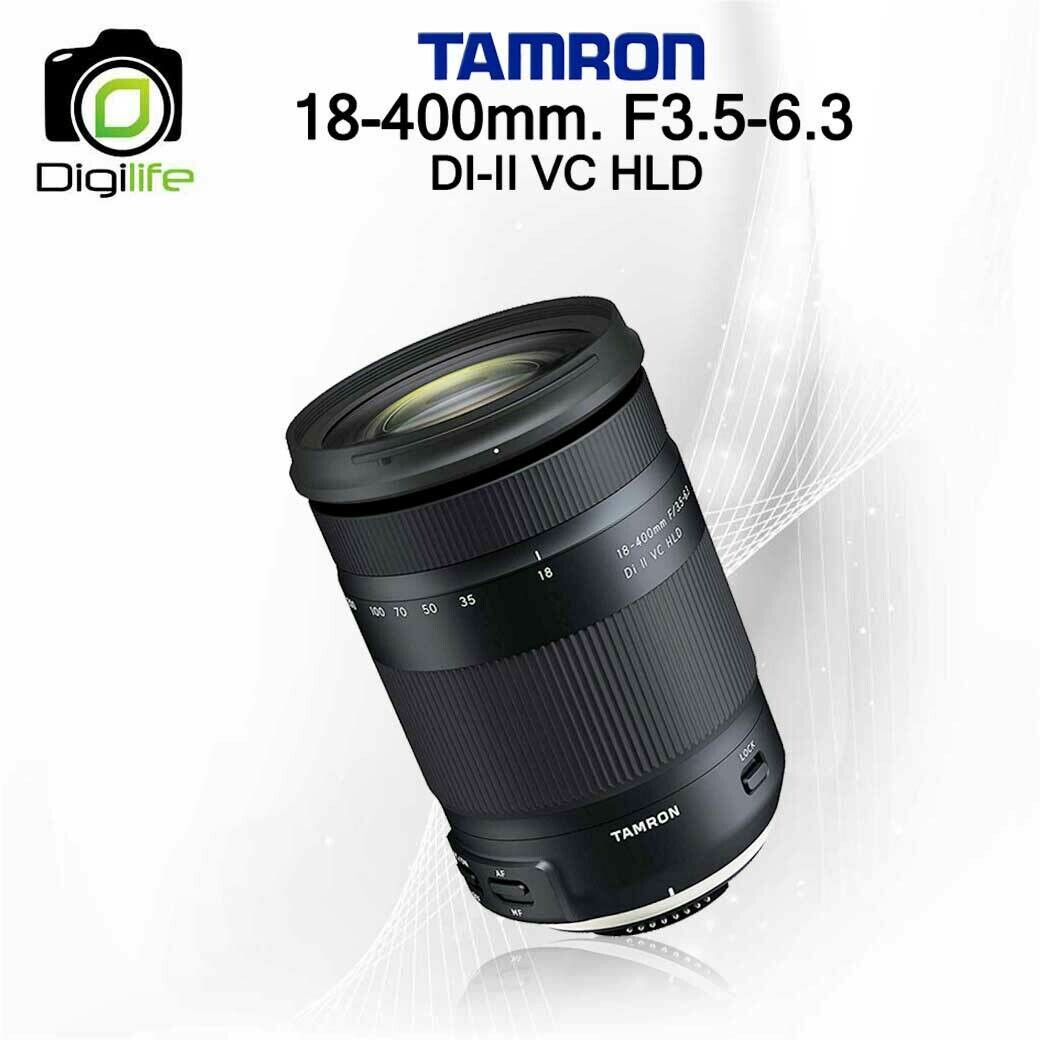 Tamron Lens 18-400 mm. F3.5-6.3 Di II VC HLD