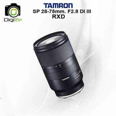 Tamron Lens SP 28-75 mm. F2.8 Di III RXD - For Sony E, FE