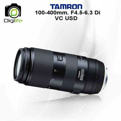 Tamron Lens 100-400 mm.F4.5-6.3 Di VC USD