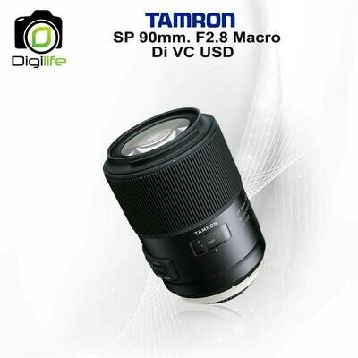 Tamron Lens SP 90 mm.F2.8 Di Macro 1:1 VC USD