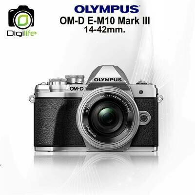Olympus Camera OMD E-M10 Mark3