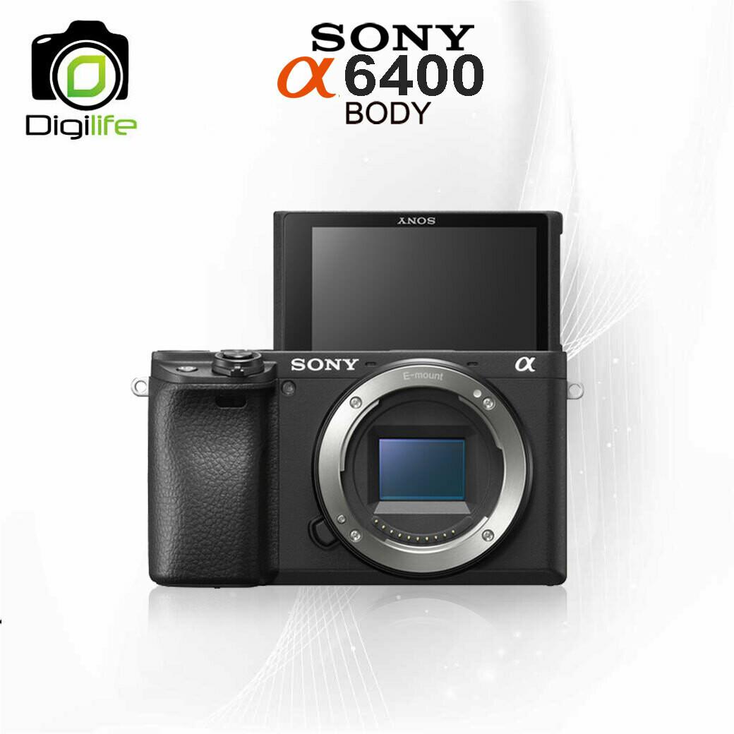 Sony Camera A6400 Body