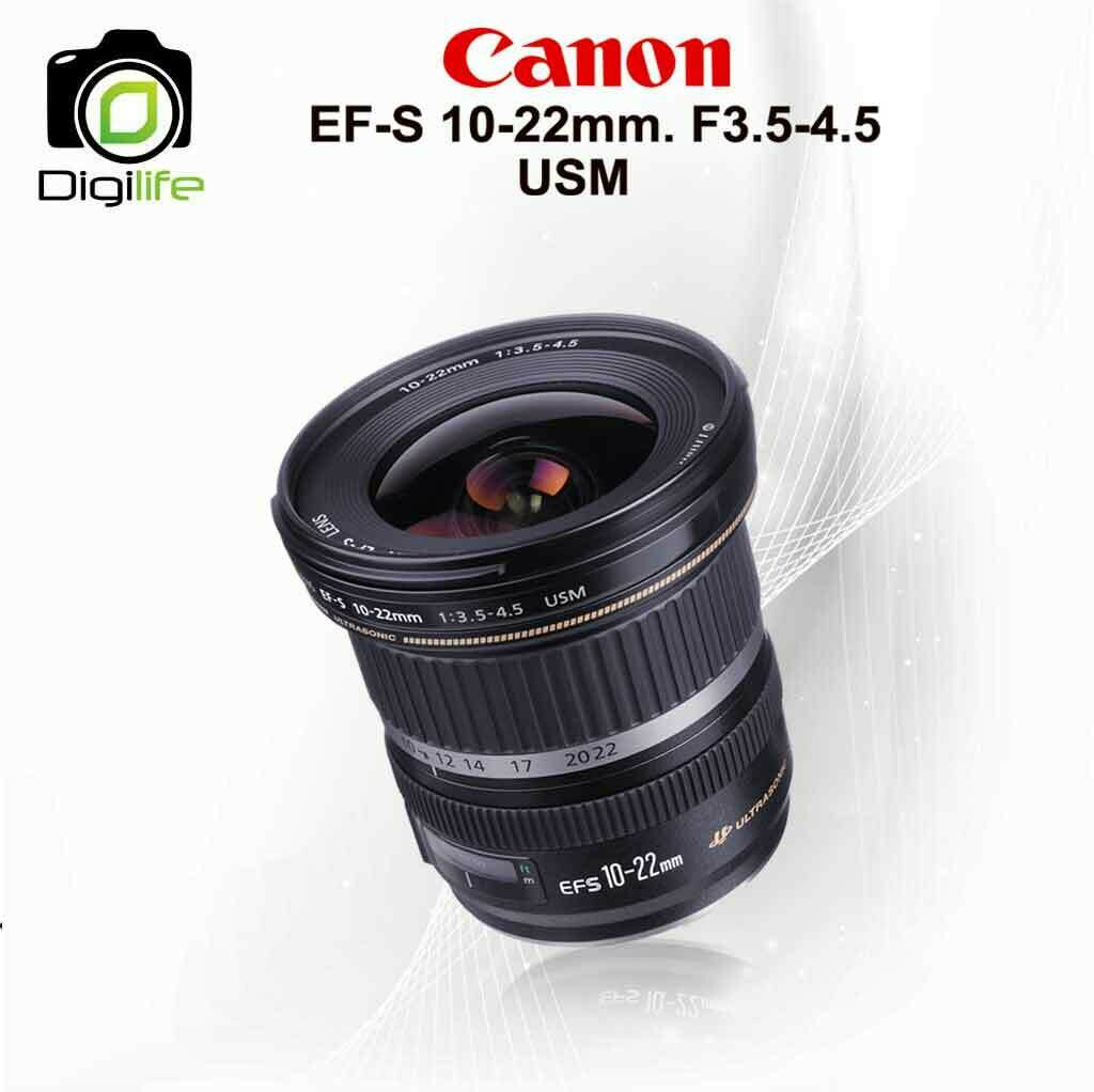 Canon Lens EF-S 10-22 mm. F3.5-4.5 USM