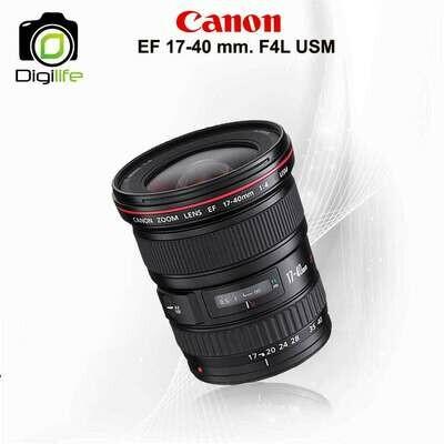 Canon Lens EF 17-40 mm. F4L USM