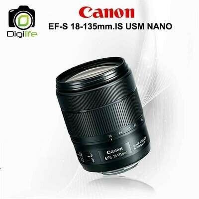 Canon Lens EF-S 18-135 mm. IS USM NANO