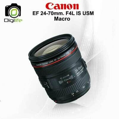 Canon Lens EF 24-70 mm. F4L IS USM * Macro & Normal