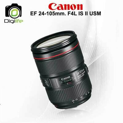 Canon Lens EF 24-105 mm. F4L IS II USM