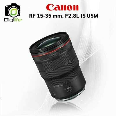 Canon Lens RF 15-35 mm. F2.8L IS USM [ For EOS R, RP ]