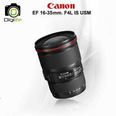 Canon Lens EF 16-35 mm. 4L IS USM