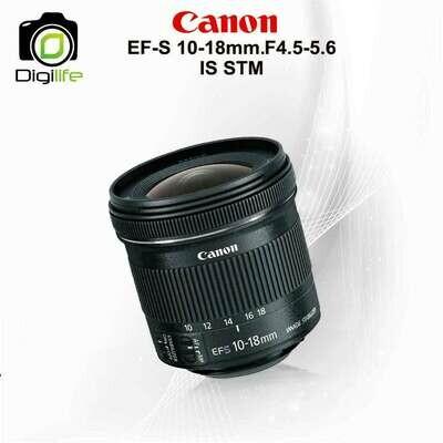 Canon Lens EF-S 10-18 mm. F4.5-5.6 IS STM