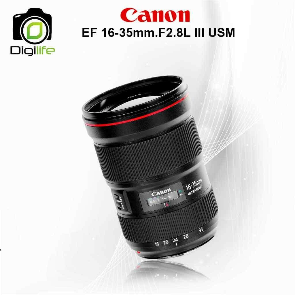 Canon Lens EF 16-35 mm. F2.8L III